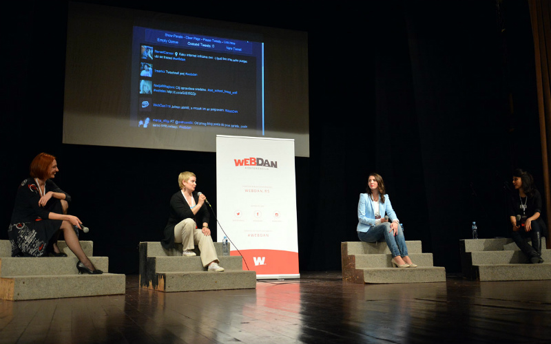 WebDan Panel Blogovanje