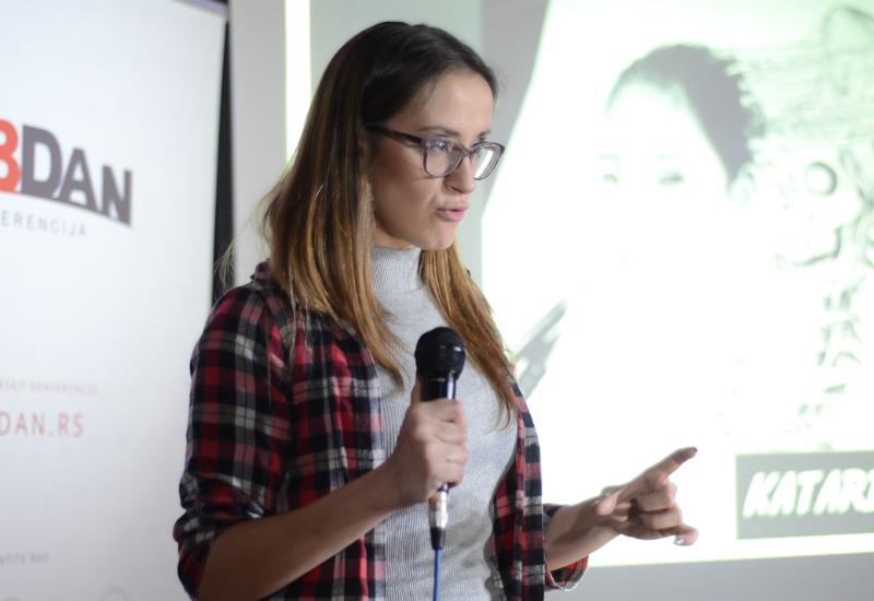 WebDan 2016 - Milena Dragićević